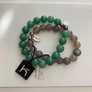 KOSH beaded bracelet set